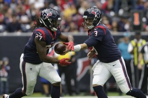 Foreman, Miller help the Houston Texans to 31-21 win over the Arizona Cardinals