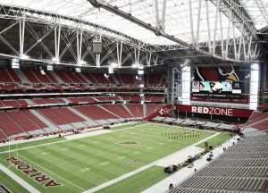Arizona, escenario para el evento del año