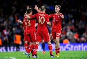 El Bayern no tiene piedad