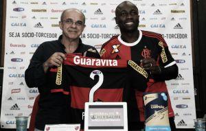 Pablo Armero, nuevo jugador del Flamengo
