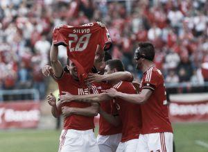 El Benfica, a un paso del título