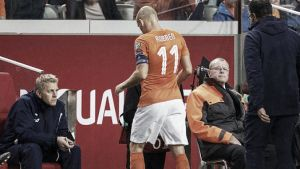 Robben out for a month with groin injury