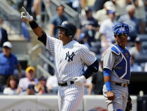 The Long Road Behind: Alex Rodriguez's Trip Back To The Top of MLB
