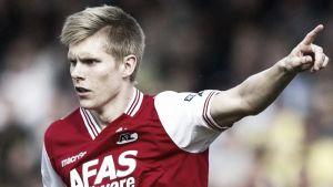 """Jóhannsson: """"Quiero ser el máximo goleador de la Eredivisie"""""""