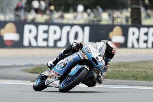 Aron Canet se adjudica la pole de Moto3, con Mir al acecho