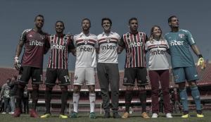 São Paulo apresenta novos uniformes produzidos pela Adidas