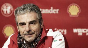"""Maurizio Arrivabene: """"La Scuderia está muy unida"""""""