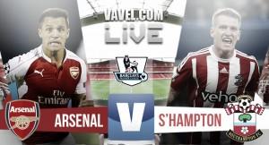 Resultado Arsenal 0-0 Southampton en la Premier League 2016: el Arsenal se estrella contra Forster
