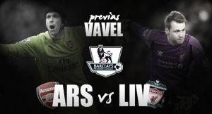 Arsenal - Liverpool: mismo objetivo, distintas posiciones