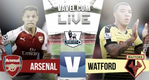 Arsenal 4-0 Watford: El Arsenal sueña con la remontada