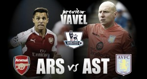 Arsenal - Aston Villa Preview: Gunners looking to sign off in style