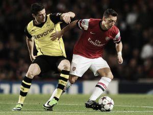 Diretta partita Arsenal - Dortmund, risultati live di Champions League