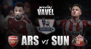 Arsenal - Sunderland: el punto de la celebración