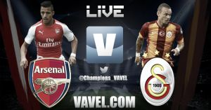Galatasaray vs Arsenal en vivo online hoy