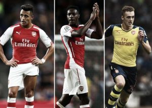 Arsenal: Time to improve on their poor start