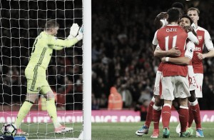 Premier League, Arsenal-Sunderland 2-0: doppio Sanchez, Wenger spera