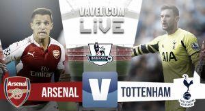 Resultado Arsenal vs Tottenham en Premier League 2015 (1-1): máxima emoción y reparto de puntos en el Emirates