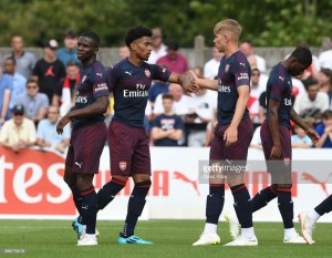 Arsenal's U21s discover opponents for first Checkatrade Trophy appearance