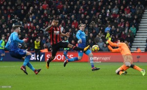 Bournemouth 2-1 Arsenal: Cherries come from behind to see off struggling Gunners