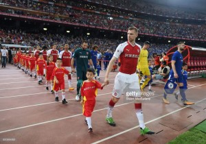 Emirates Cup 2017: Arsenal vs Benfica Preview