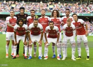 Arsenal 1-1 Chelsea (6-5 pens): Analysis as Arsenal win pre-season London derby on penalties