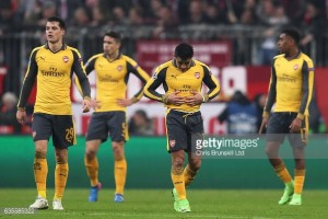 Bayern Munich 5-1 Arsenal: Player ratings as Gunners suffer a repeat thrashing