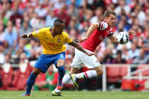 Arsenal handed tricky Cup draw