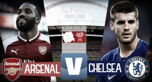 Arsenal - Chelsea in diretta, LIVE Community Shield 2017 (5-2 d.c.r.) Vince l'Arsenal ai rigori!