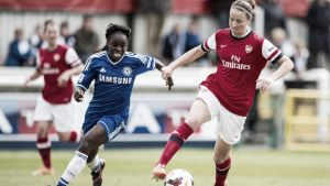 Arsenal Ladies face Chelsea Ladies in Women's FA Cup quarter-finals