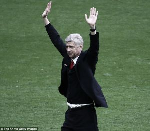 Wenger: I have the hunger to continue at Arsenal