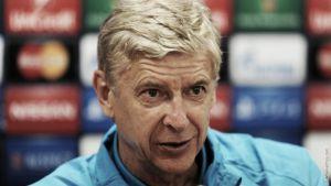 """Wenger: """"El empate es un resultado justo"""""""