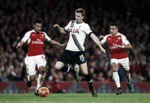 Gibbs risponde a Kane: il North London Derby finisce con un pari