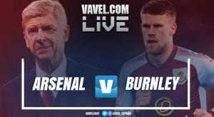 Resumen del Arsenal 5-0 Burnley en Premier League 2018