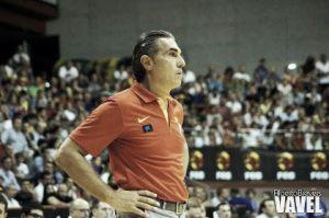 """Sergio Scariolo: """"Hay que dar ejemplo a los jugadores más jóvenes"""""""