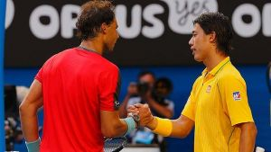 Nadal retrouve la finale, grande première pour Nishikori