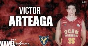 Estudiantes reacciona y ficha al pívot Víctor Arteaga