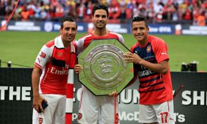 """Mikel Arteta: """"He's a bit cheeky on the pitch"""""""