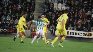 Juan Carlos y los palos firman un empate insuficiente para el Córdoba