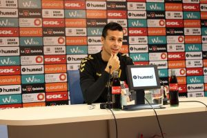 """Manu del Moral: """"Todos conocemos al Atlético de Madrid, uno de los tres grandes"""""""