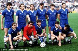 El Everton de 1985