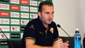 """Baraja: """"Para puntuar en Soria debemos tener una gran seguridad defensiva"""""""