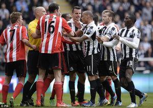 Sunderland - Newcastle: el regalo más especial