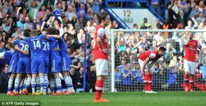 Chelsea vs Arsenal Match Preview: Arsenal gunning for revenge on London neighbours