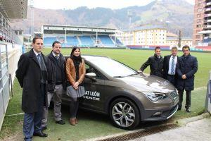La SD Eibar y Eibar Motor firman un contrato de colaboración