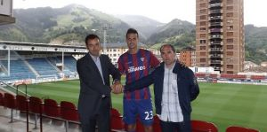 "Manu del Moral: ""El Eibar me ha dado confianza"""
