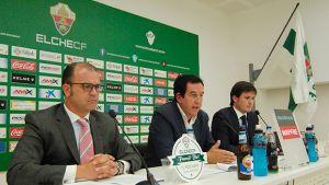 """Juan Anguix: """"Trabajamos solo pensando en Primera División"""""""
