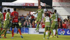 Iván Malón rescata dos puntos cerca del descuento