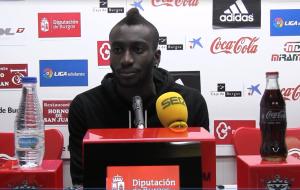 """Lago Junior: """"La Ponferradina es un buen equipo y no va a ser un partido fácil"""""""
