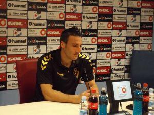"Piovaccari: ""Ganar al Levante vale seis puntos"""