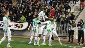 Córdoba CF - Granada CF: puntuaciones Córdoba CF, jornada 17ª de Liga BBVA